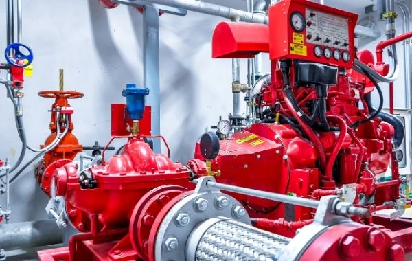 ANNUAL FIRE PUMP INSPECTIONS