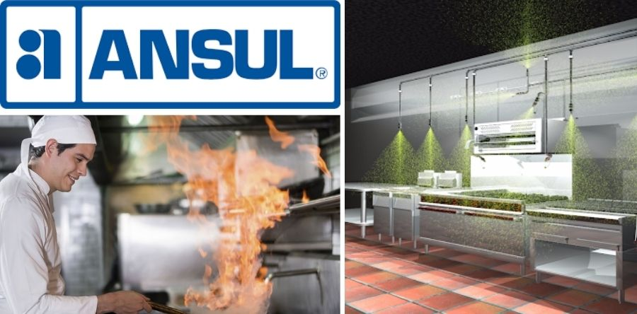 New Authorized ANSUL Dealer: The Latest in Fire Suppression Technology