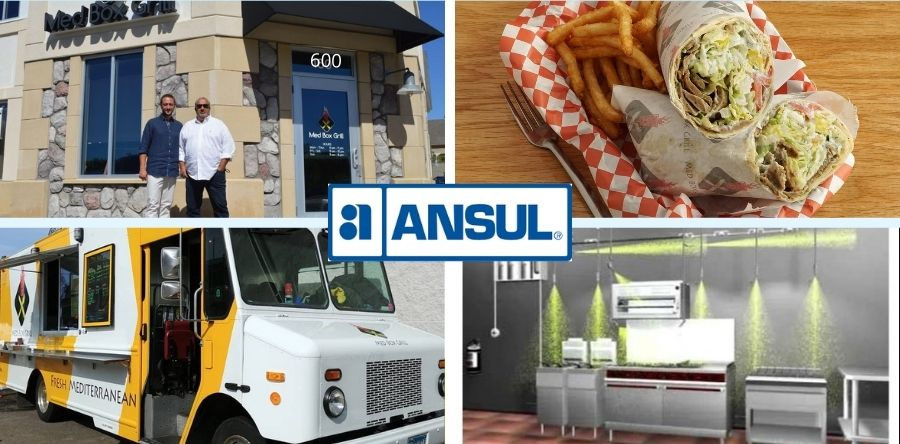 Here's What's Cookin' with ANSUL