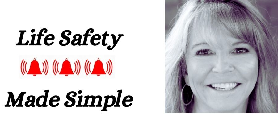 Welcome Susan Lanahan, Life Safety Division